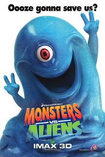 Monster vs Aliens