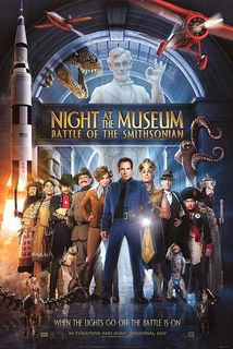 Night at the Museum Battle for the Smithsonian